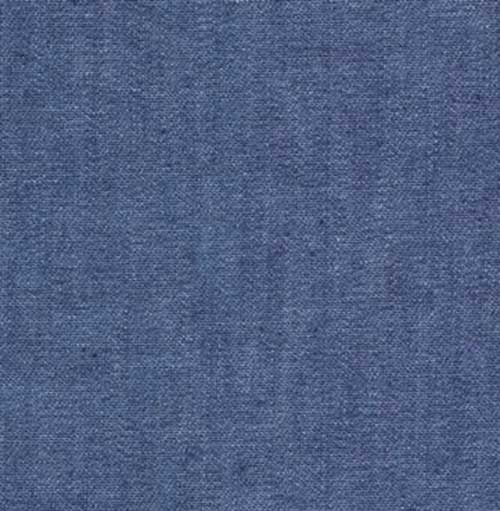Denim Futon Cover Blue Jean Stonewash Dark Indigo