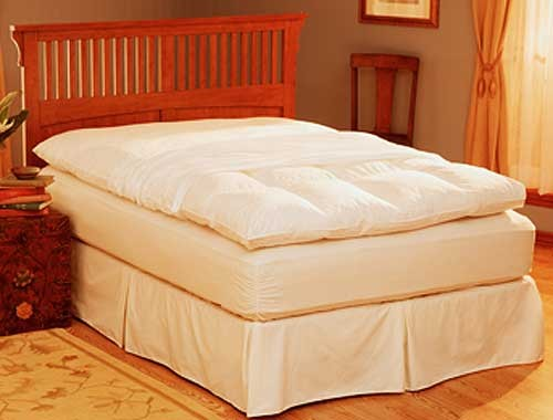 Pacific Coast® Feather Bed Cover - Queen Size