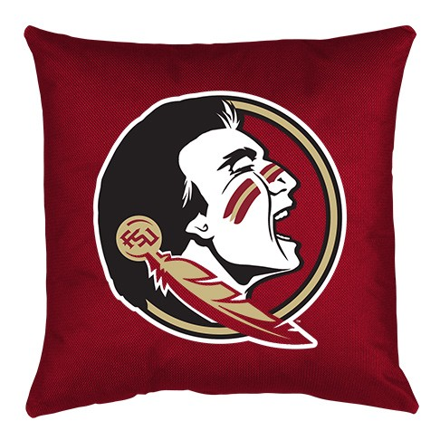 Florida State Seminoles Toss Pillow - Locker Room Collection (New Logo)