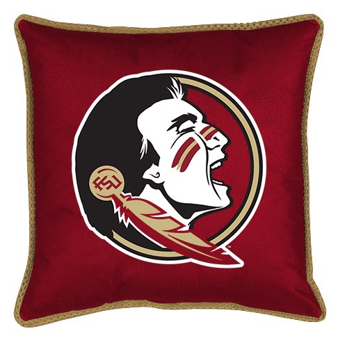 Florida State Seminoles Toss Pillow - Sideline Collection (New Logo)