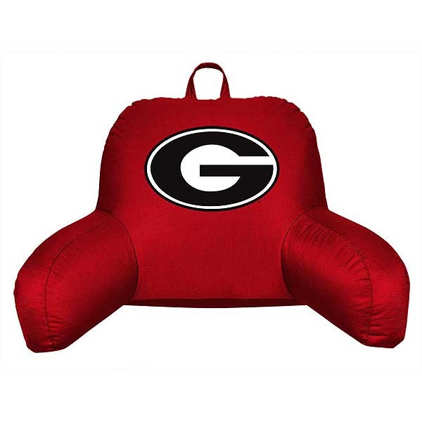 Georgia Bulldogs Bedrest Pillow