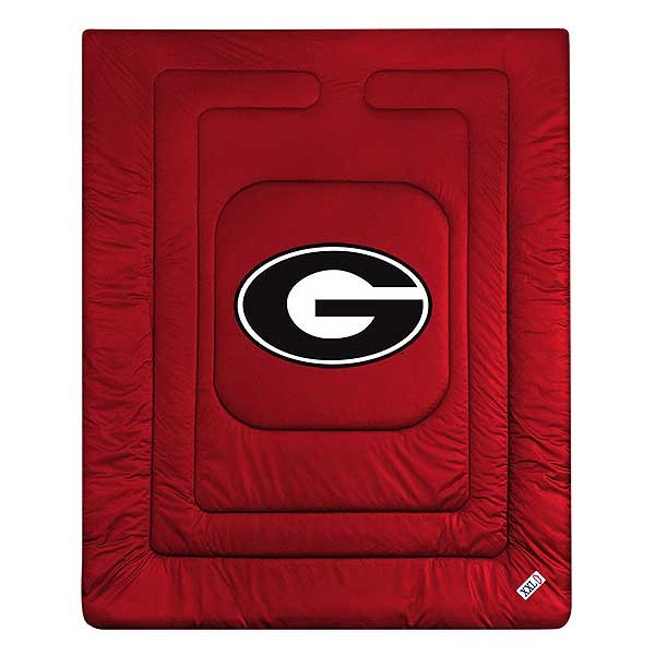 Georgia Bulldogs Locker Room Comforter