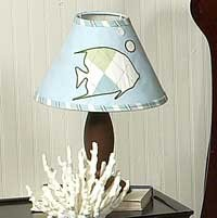 Go Fish Lamp Shade