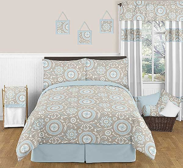 Hayden Comforter Set - 3 Piece Full/Queen Size By Sweet Jojo Designs
