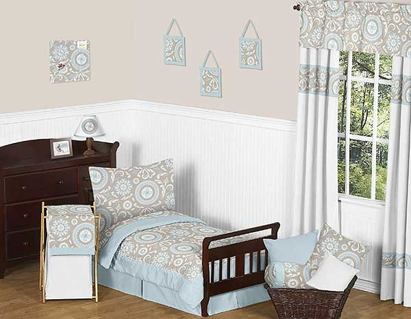 Hayden Toddler Bedding Set By Sweet Jojo Designs
