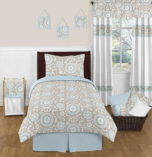 Hayden Bedding Set - 4 Piece Twin Size By Sweet Jojo Designs