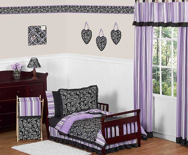 Kaylee Toddler Bedding Set By Sweet Jojo Designs