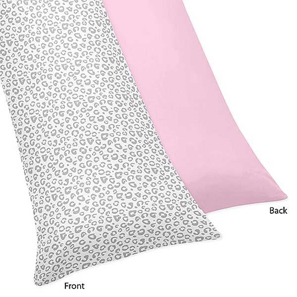 Kenya Body Pillow Cover