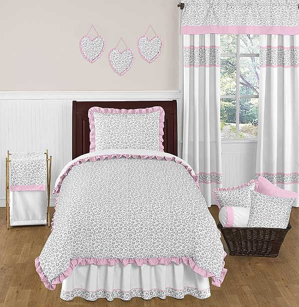 Kenya Bedding Set - 4 Piece Twin Size By Sweet Jojo Designs
