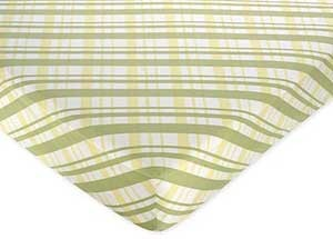 Leap Frog Crib Sheet
