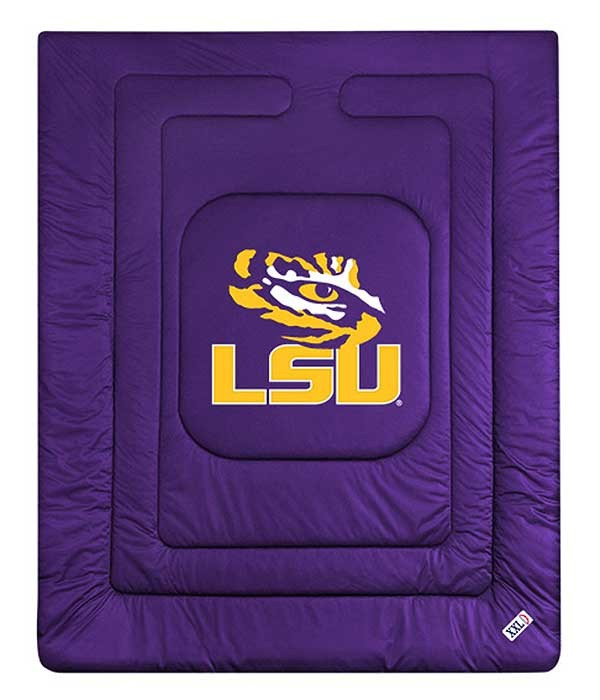 LSU Tigers Locker Room Comforter