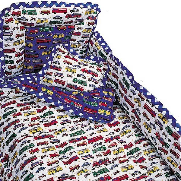 Mack Truck Bunkie Sheet Set