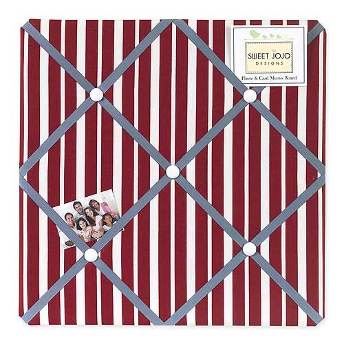 Aviator Fabric Memo Board