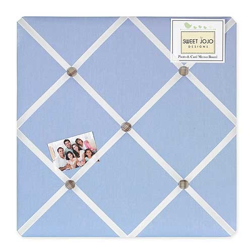 Frankies Firetruck Fabric Memo Board