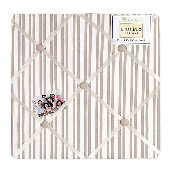 Little Lamb Fabric Memo Board
