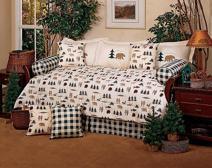 Northern Exposure Daybed Set