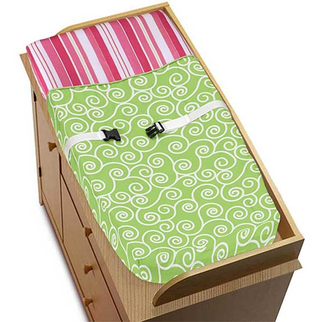 Olivia Changing Pad Cover