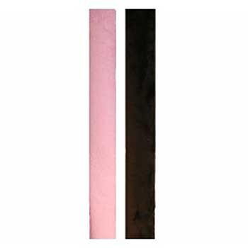 Wonder Bumper - Pink & Chocolate Brown - 2 Pack
