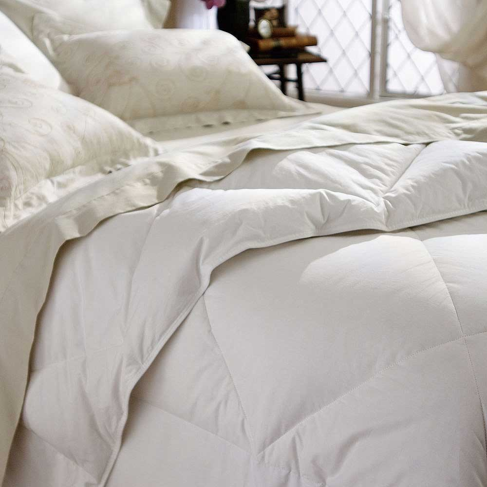 Restful Nights All-Natural Down Comforter - Full/Queen Size