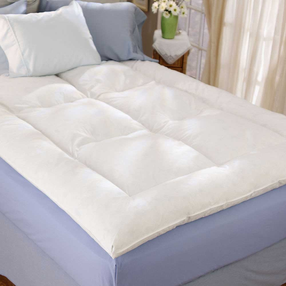 Restful Nights® Down Alternative Fiber Bed - 76 X 80 King Size