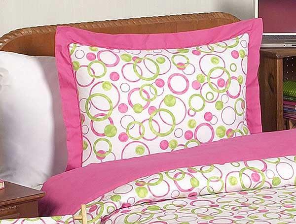 Circles Pillow Sham