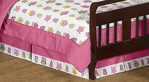 sweet jojo toddler bedding set 2