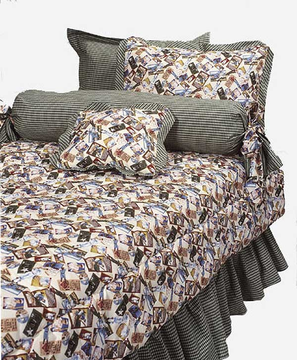 Top League Bunkbed Hugger Comforter by California Kids
