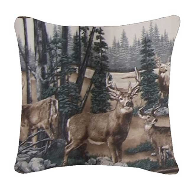 Whitetail Dreams Accent Pillow
