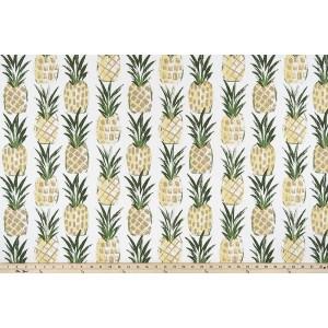 Tropical Pineapple Bunkbed Hugger Comforter by California Kids
