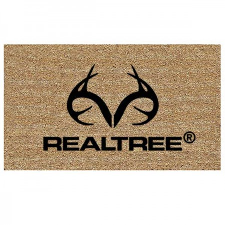 Realtree Coir Door Mat