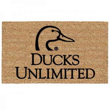 Ducks Unlimited Coir Door Mat
