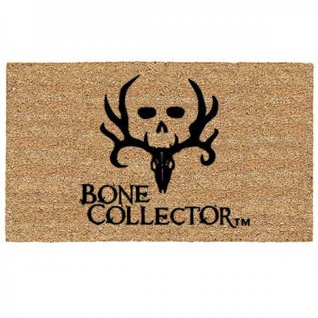 Bone Collector Coir Door Mat