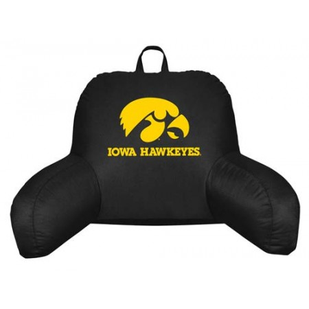 Iowa Hawkeyes Bedrest Pillow