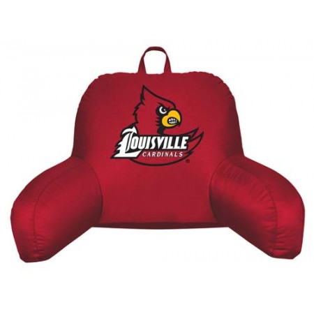 Louisville Cardinals Bedrest Pillow