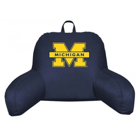 Michigan Wolverines Bedrest Pillow