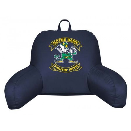 Notre Dame Fighting Irish Bedrest Pillow