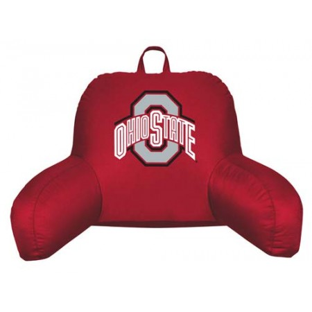 Ohio State Buckeyes Bedrest Pillow