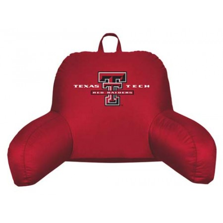 Texas Tech Red Raiders Bedrest Pillow