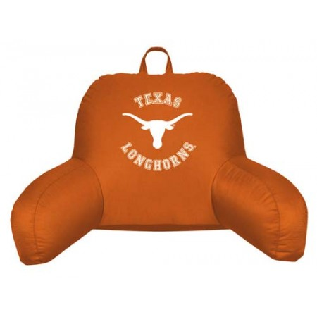 Texas Longhorns Bedrest Pillow