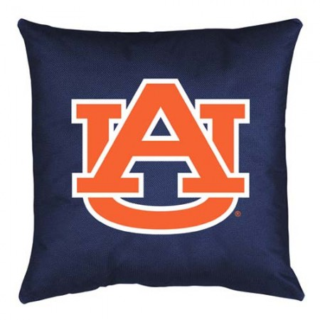 "Auburn Tigers Locker Room Accent Pillow - 17"" X 17"""