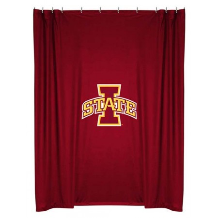 Iowa State Cyclones Shower Curtain