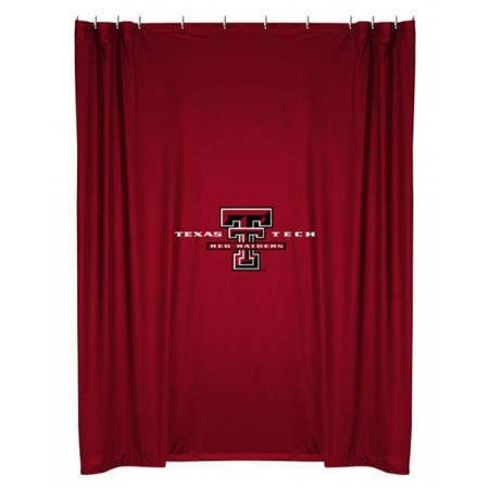 Texas Tech Raiders Shower Curtain