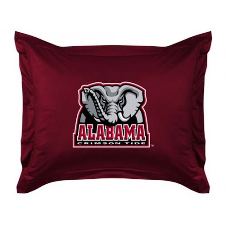 Alabama Crimson Tide Locker Room Pillow Sham