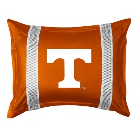 Tennessee Volunteers Locker Room Pillow Sham