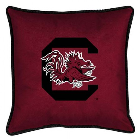 "South Carolina Gamecocks Toss Pillow - 18"" X 18"" Sideline Toss Pillow"
