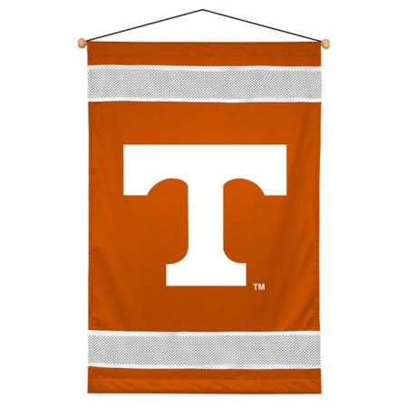 Tennessee Volunteers Sideline Wall Hanging - 28 X 45