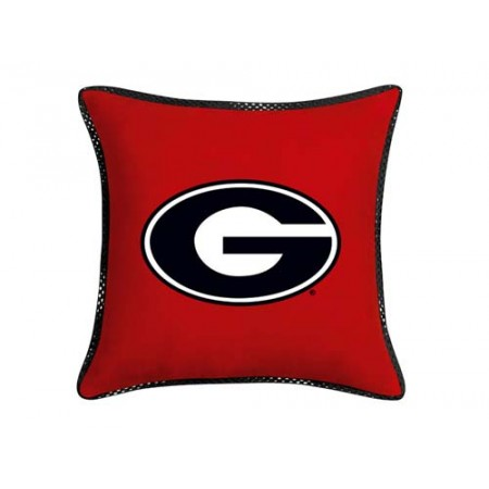 Georgia Bulldogs MVP Pillow - 18X18