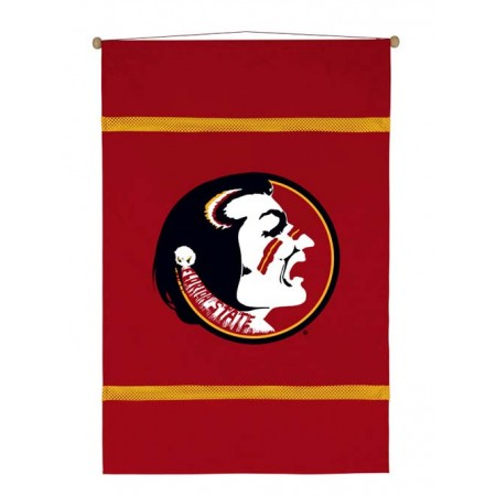 Florida State Seminoles Wall Hanging - MVP Collection (Old Logo)