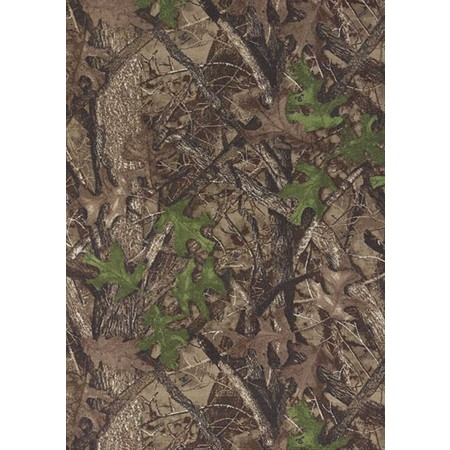 True Timber Camo HTC Spring Area Rug - Cabin Themed