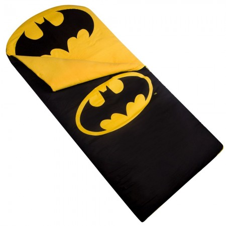 Batman Sleeping Bag by Olive Kids